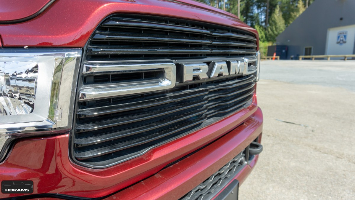 Ram Brand Releases U.S April Sales Results